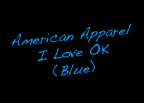 I Love OK (Blue)