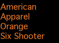 OK Orange Shooter